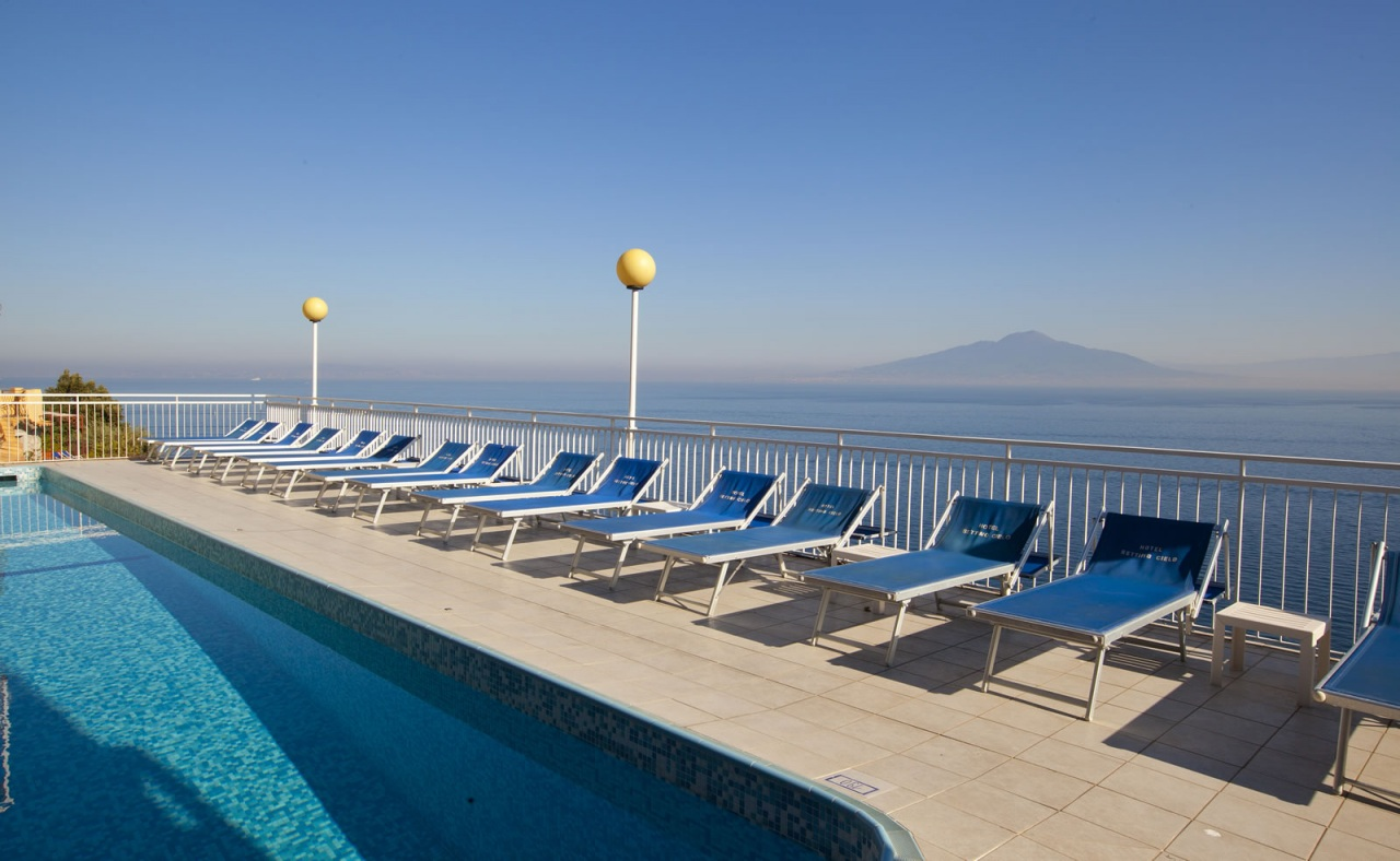 Hotel In Sorrento Italy With Swimming Pool